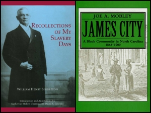 Book covers from the African American Freedom Book Set now available from Historical Publications.