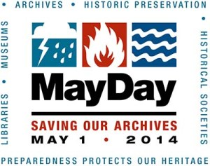 May Day Logo 2014