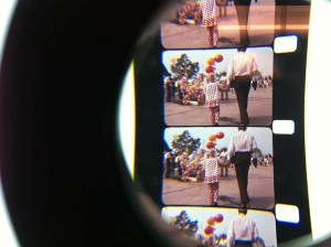 A glimpse of a film of the North Carolina State Fair, one of the films to be restored as part of the NFPF grant