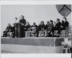Dr. Martin Luther King at NC Central, 1966 [Call number: N.98.7.70]