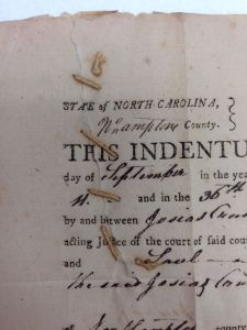 Northampton County Apprentice Bonds and Records, 1797-1888, 071.101.2