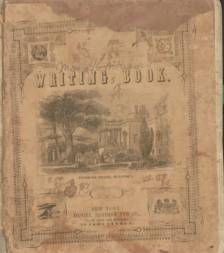 Polk Recipe Book, 1858, PC_75_10_Polk_Recipe_Book