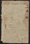 James McGill Math Exercises Book, 1831. (call no. PC.1850)