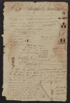 James McGill Math Exercises Book, 1831. (call no. PC.1850)