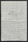 Robert Ruiz correspondence from 8063rd M.A.S.H., Korea, April 29, 1952. (call no. PC.2014.1)