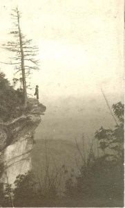 Photograph, 1910, General Records, Appalachian National Park Association, Western Regional Archives.