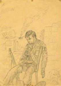 """""""A Mission"""", Artist: Joseph Albert HaymesJr"""