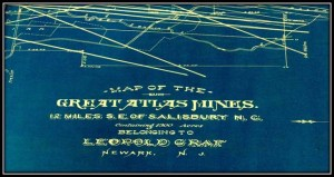 Map of the Great Atlas Mines, part of PC.2115