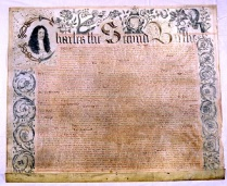 1663 Carolina Charter