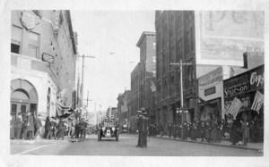Parade, Asheville, NC, 1918