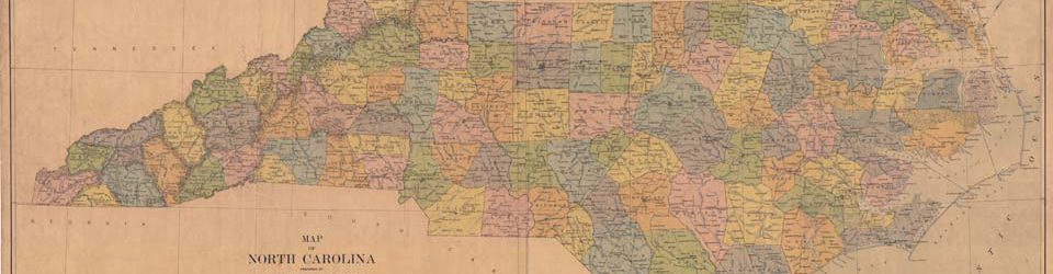 Fraser Ridge Nc Map.History For All The People A State Archives Of North Carolina Blog