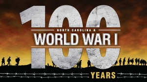 Logo for North Carolina and World War I