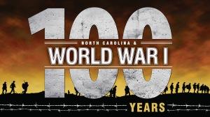 Logo for North Carolina and World War I