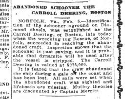 February 6, 1921