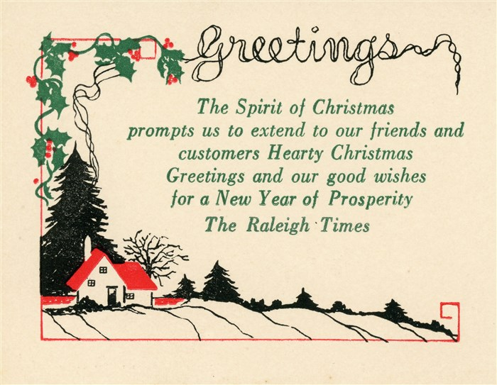 Vintage Greeting Cards in the Barber and Towler Papers (PC.1995 ...