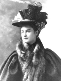 Gertrude Weil, c. 1905. Gertrude Weil Papers, PC.1488.50, State Archives of NC.